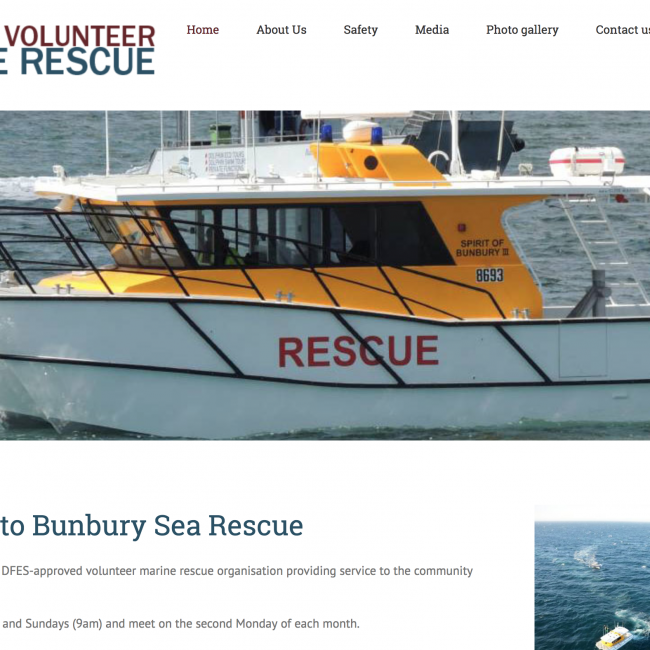 bunbury sea rescue