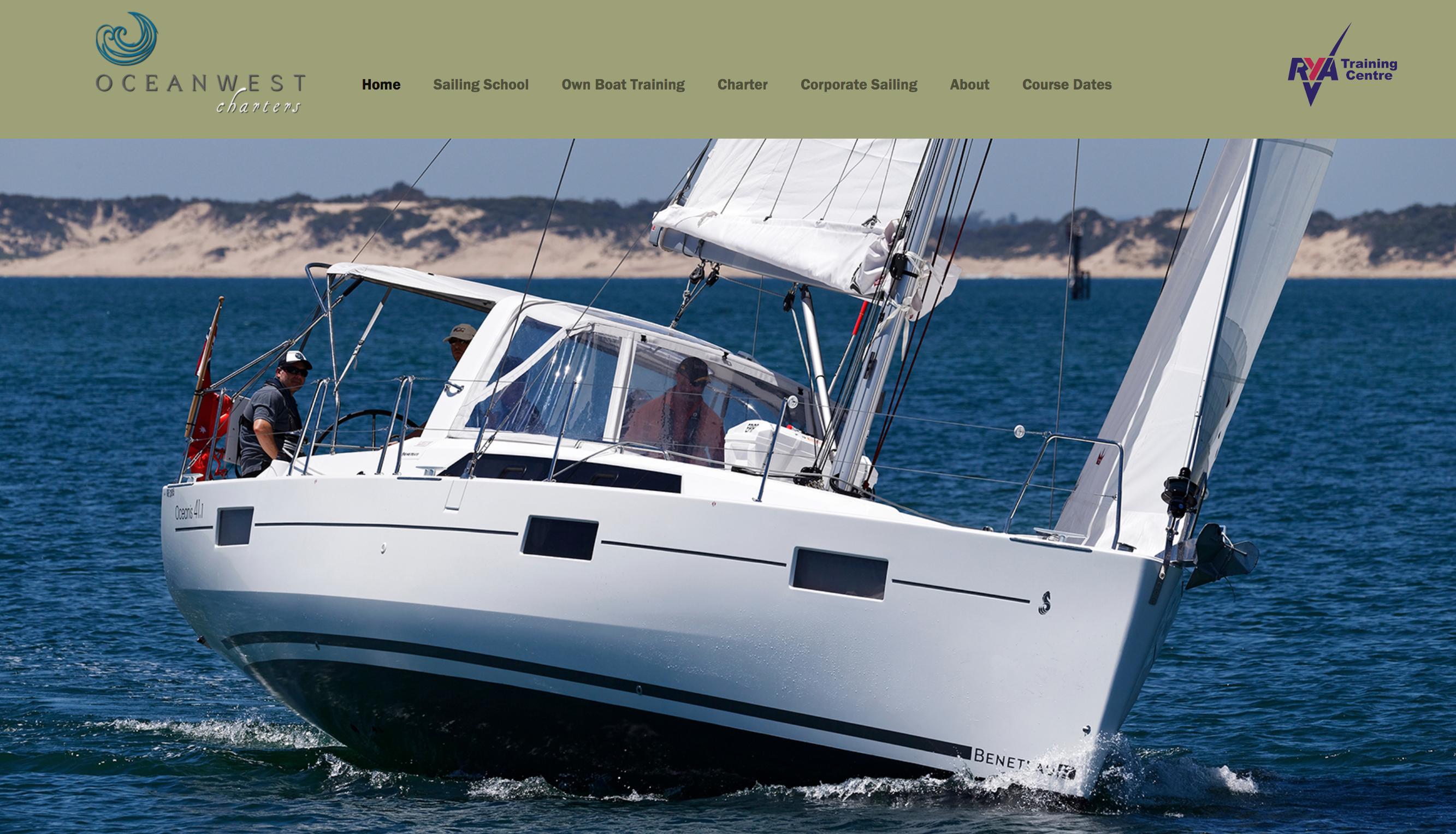 Ocean West Sailing School